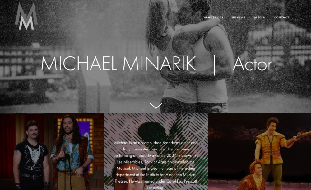 Michael Minarik Website Preview.png