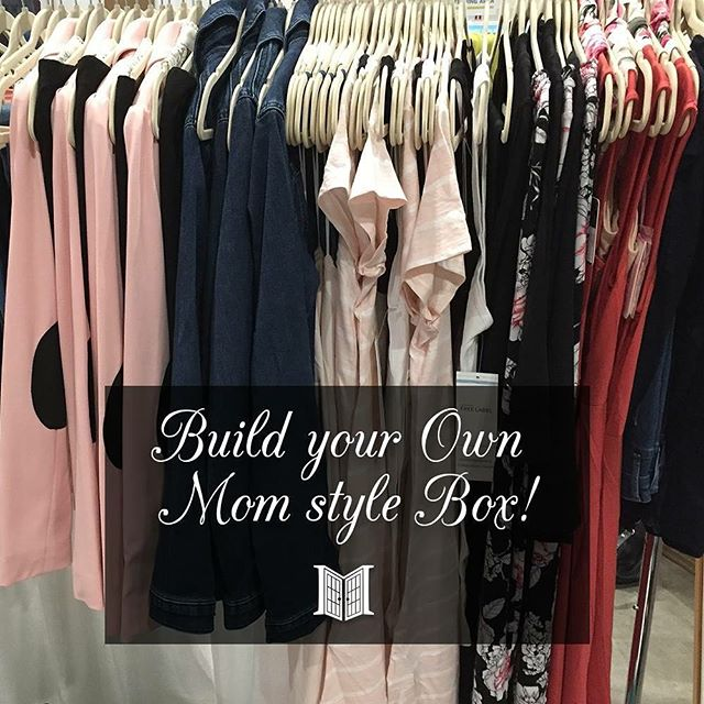 You asked, we answered! Due to popular demand, you can now build your own Mom Closet Style Box! Simply pick the pieces that suit your mom lifestyle and create a mom look you'll love! Shop now at www.momcloset.ca   Build Your Own Box 📦🛍 #MomCloset #MomStyle #MomBoxes #StyleBoxes #MomFashion #MomLife #ShopLocal #FreeShippingInCanada