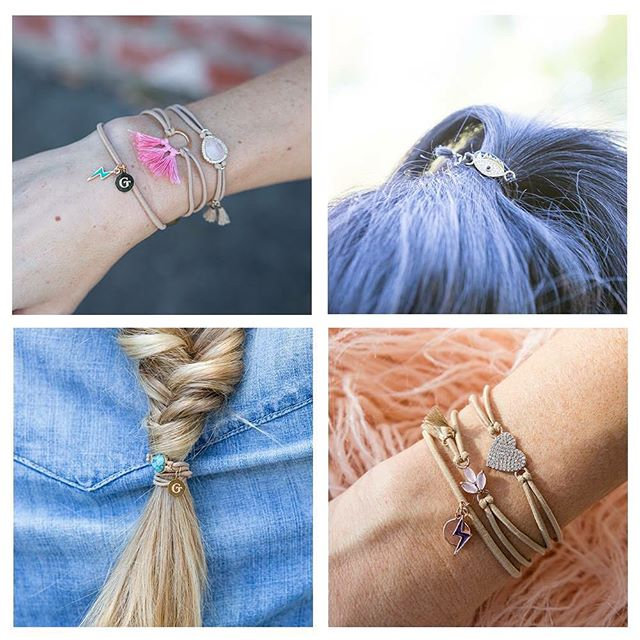Always looking for a hair elastic to secure your mom bun? Look no further than @shopgemtye! Gemtyes, like you Mama, are multitasking machines. They double as a hair tie and a fun piece of jewelry! We have four fabulous styles to choose from: https://bit.ly/2Hwr6g4  #MomCloset #Gemtye #MomBun #MomHairDontCare #HairTie #Jewelry #MomStyle #MomFashion #MomBoxes #StyleBoxes #BuildYourOwnBox #SweetIvy #FutureEyes #PinkSands #SleepingBeauty