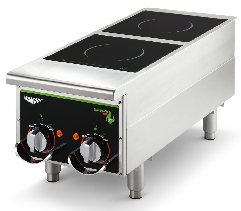 Vollrath HD Induction Range
