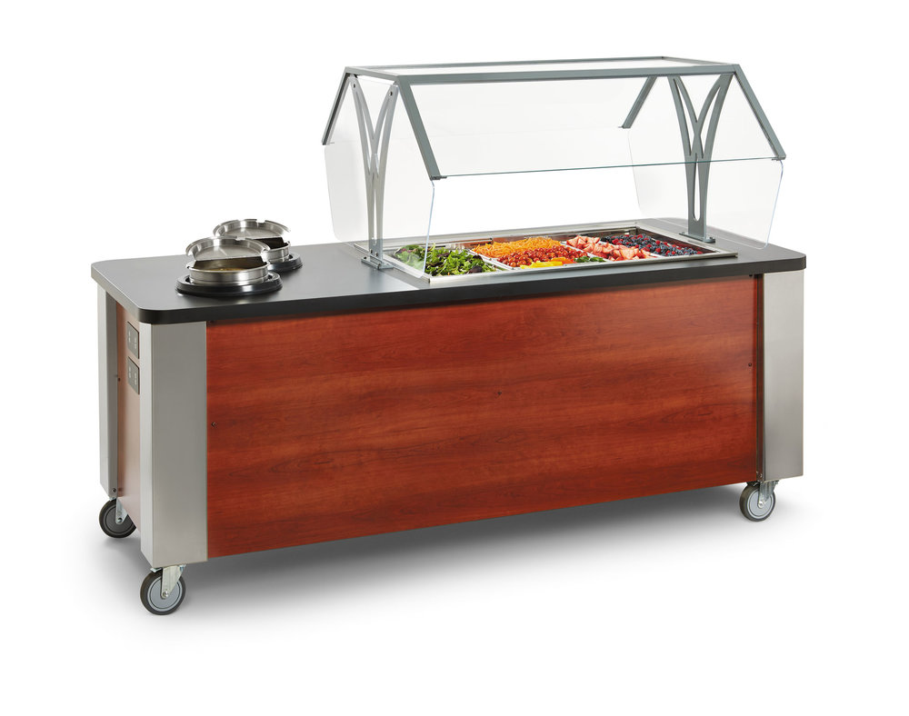 Vollrath Mobile Service Cart