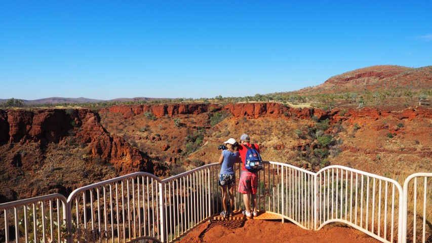 Karijini Tours from Broome