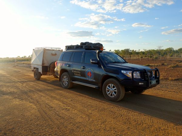 Karijini Tours Luxury 4WD
