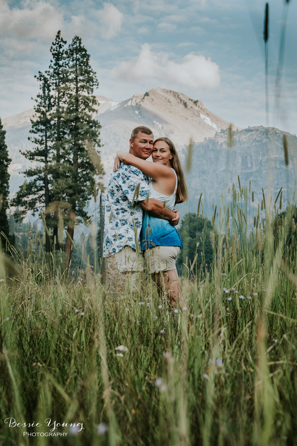 Scott and Lora Kennedy Meadows Destination Engagement Session 2017 - Bessie Young Photography-174.jpg