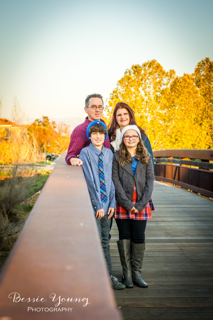 Quail Lakes Clovis Family Portraits 11.11.15 - Bessie Young Photography-25