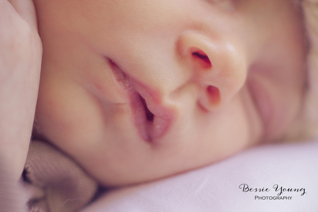 Fresno Newborn Photographer Bessie Young