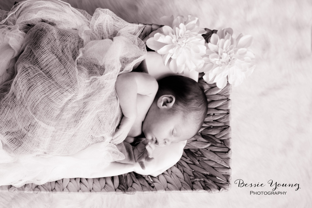Fresno Newborn Photography Bessie Young