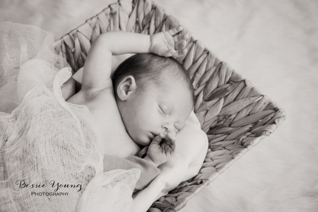 Fresno Newborn Photography by Bessie Young
