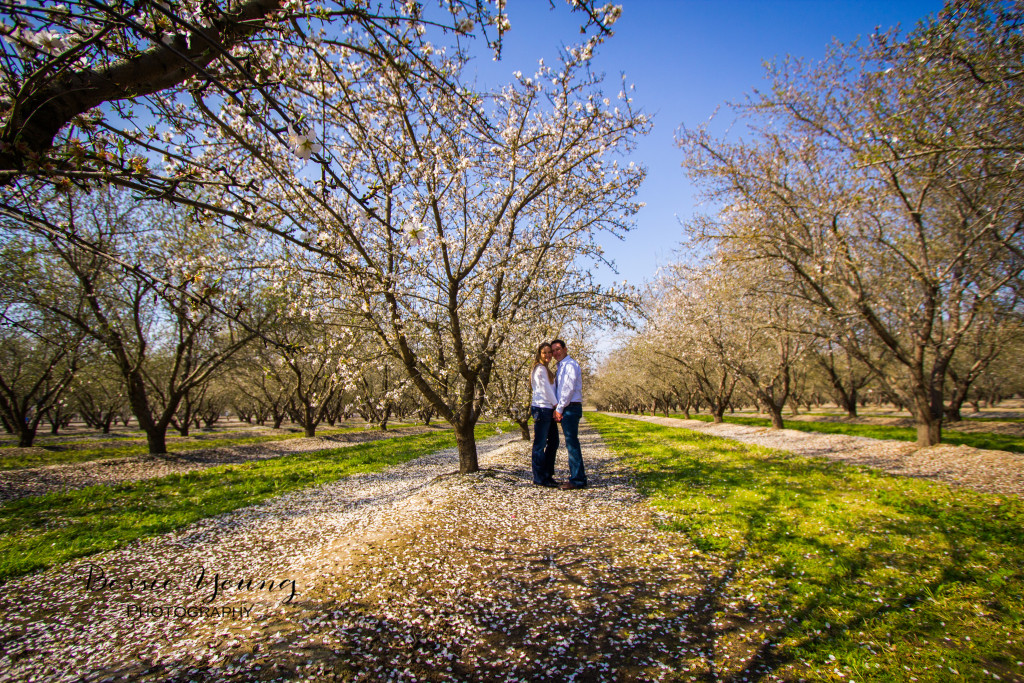 Fresno Engagement Photographer Bessie Young