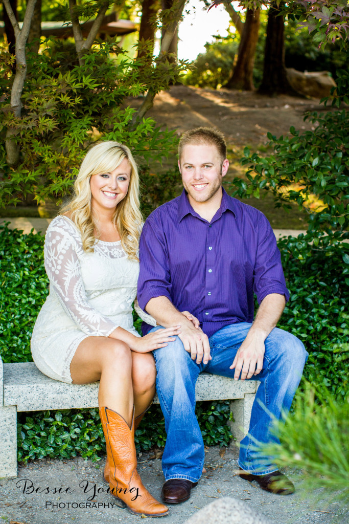 Engagement Photographer Bessie Young
