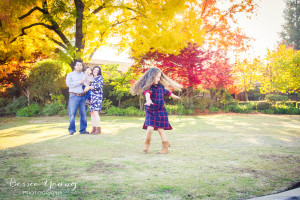 Fresno Family Portraits by Bessie Young Photography