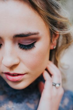 Wedding Makeup Idea Bessie Young Photography