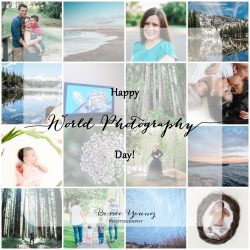 Happy World Photography Day by Bessie Young Photography 2