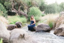 Woodward Park Maternity by Bessie Young Photography
