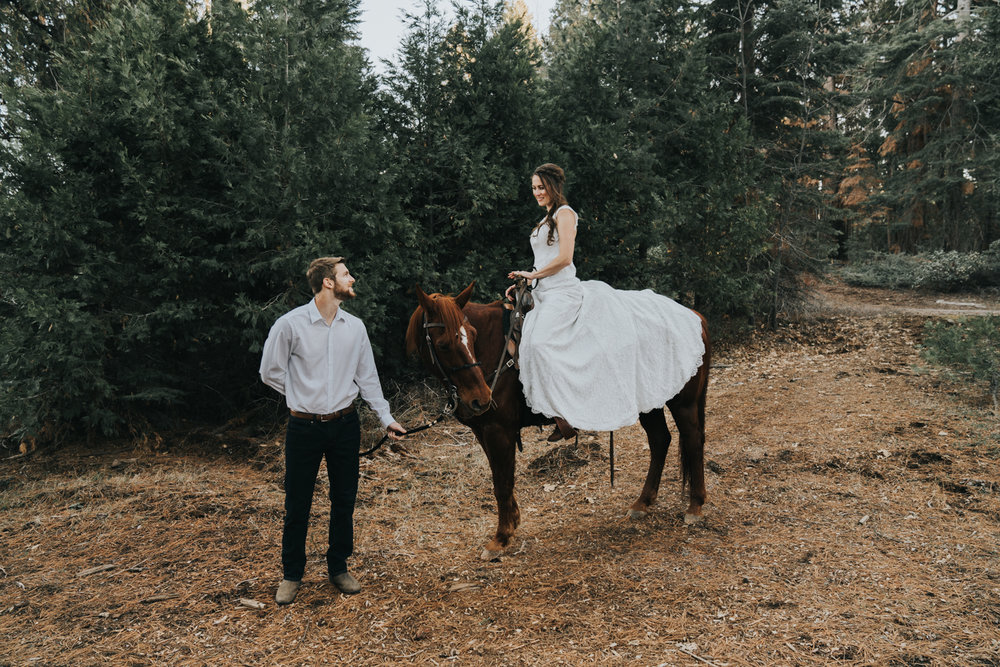 Mountain Elopement in Shaver Lake California by Bessie Young Photography Wild Elopement - Adventure Elopement-287.jpg