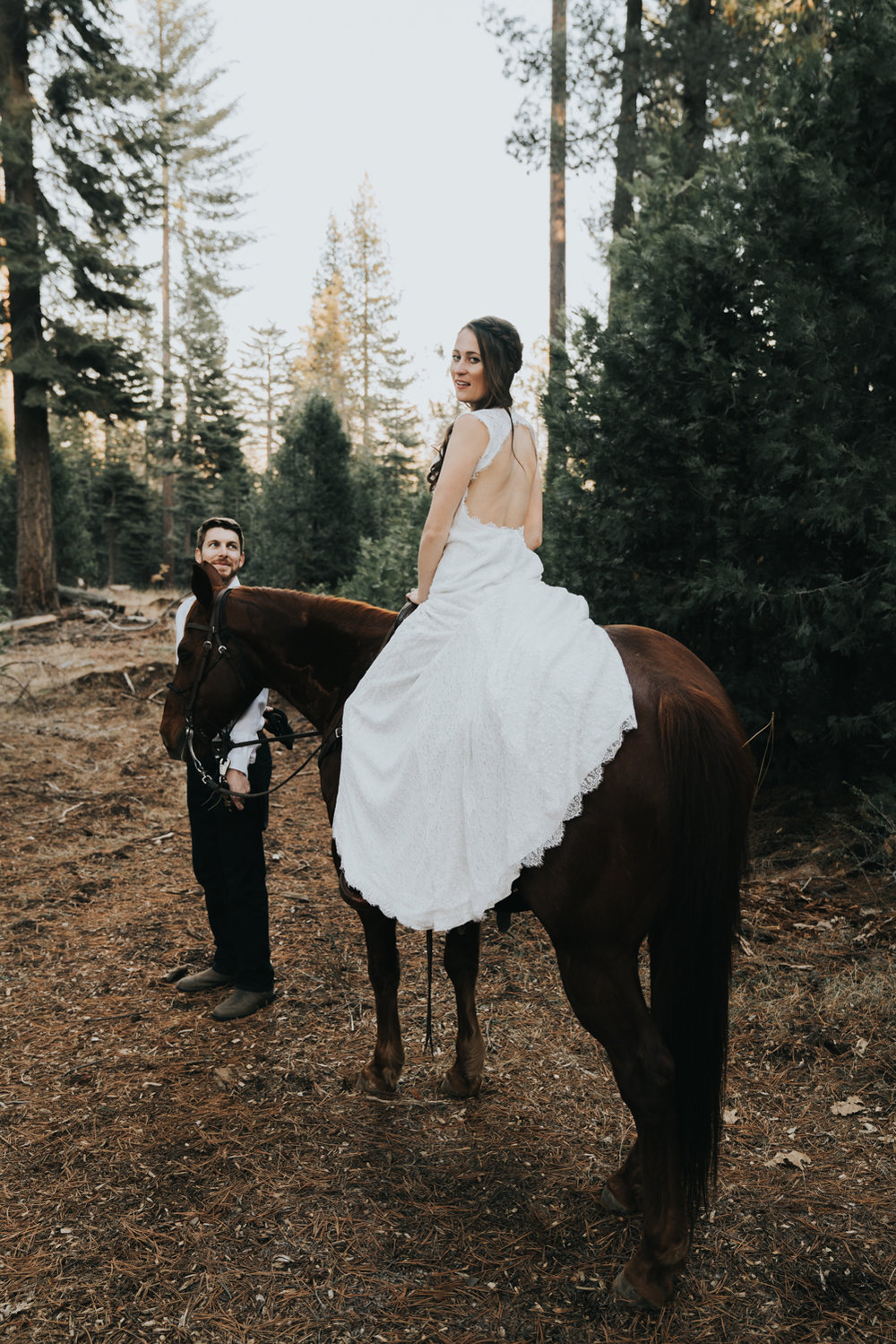 Mountain Elopement in Shaver Lake California by Bessie Young Photography Wild Elopement - Adventure Elopement-298.jpg