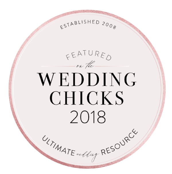 Bessie Young Photography was featured on Wedding Chicks!