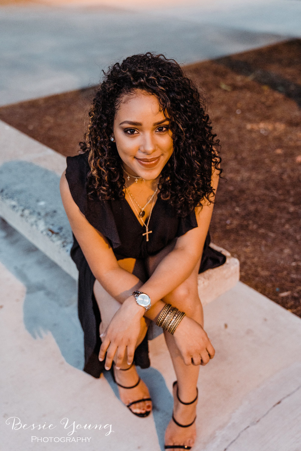 Clovis West Senior Portraits by Bessie Young Photography - California Photographer