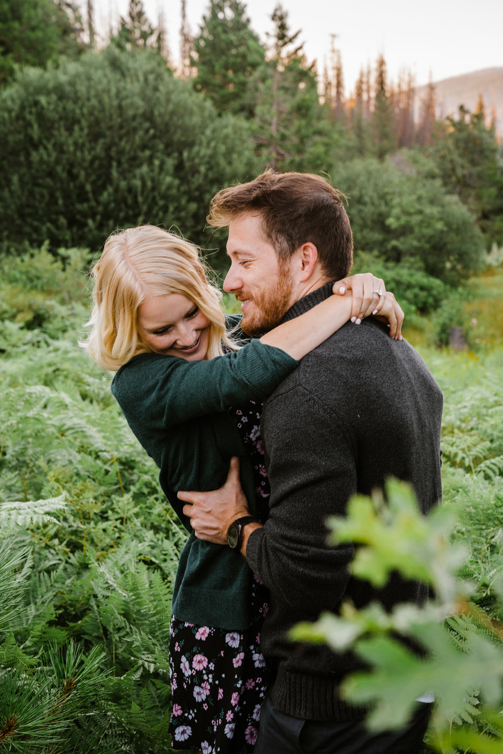 Shaver Lake Engagement Portraits - Meghan and Clay -  by Bessie Young Photography 2018 A7R2-38.jpg