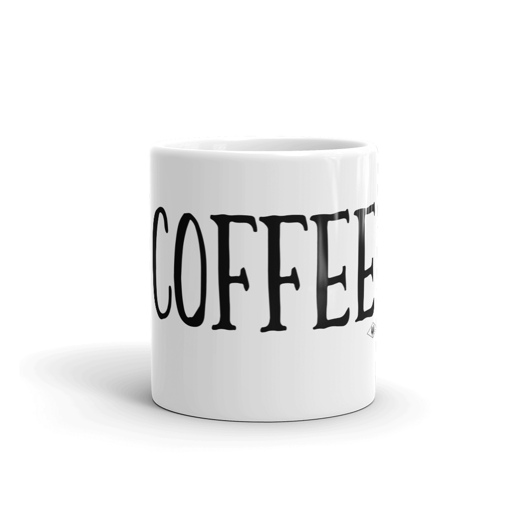 Serioulsy it is all about the Coffee Coffee Mug by Bessie Young Photography front.png