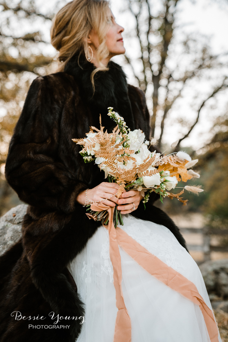 Fall Wedding Inspriation - Fall Wedding Bouquet Ideas by Bessie Young Photography