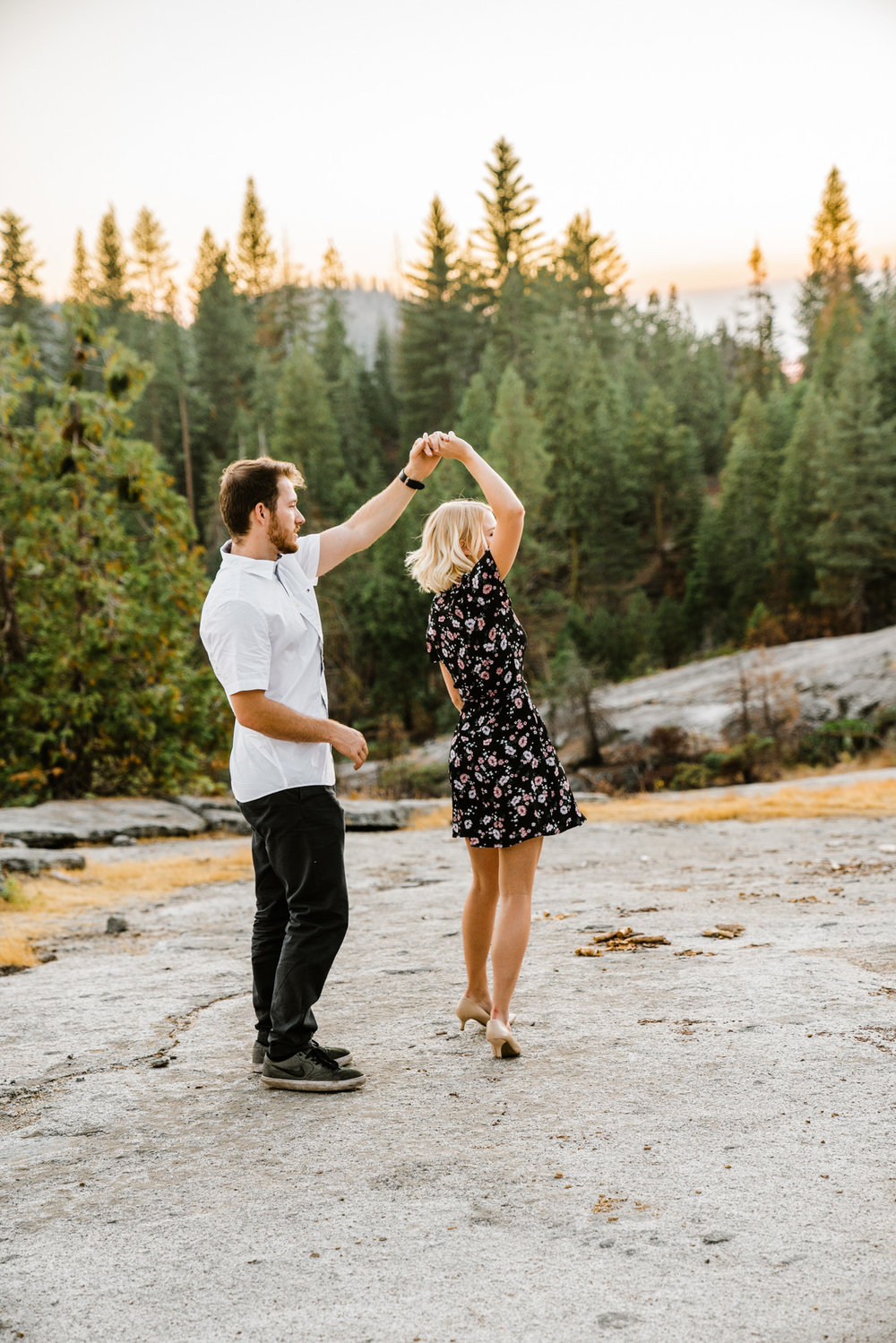 Shaver Lake Engagement Portraits - Meghan and Clay -  by Bessie Young Photography 2018 A7R2-252.jpg