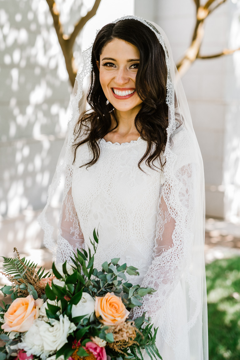 Wedding Dresses by Bessie Young Photography