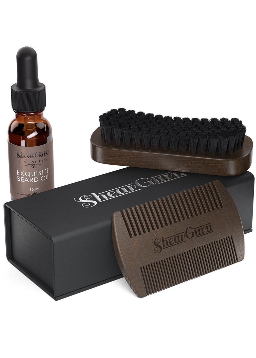 Beard Comb and Oil