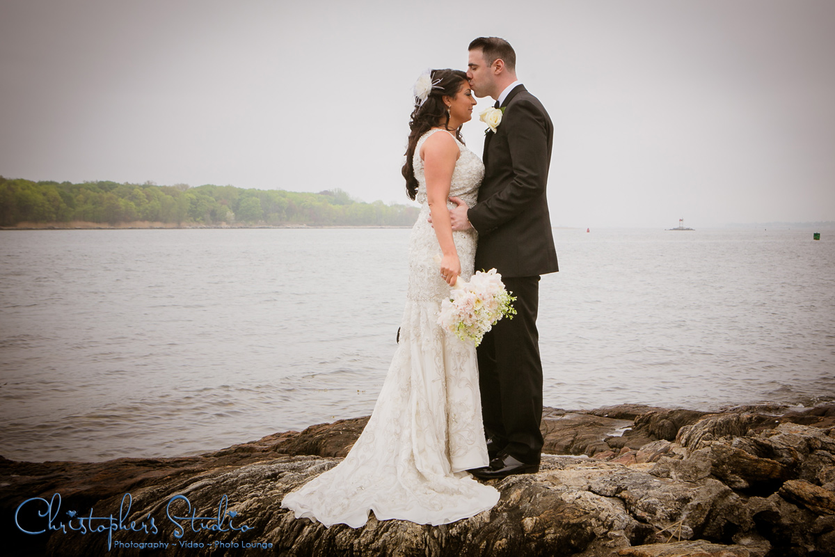 The Surf Club wedding photographer ~ Christopher's Studio ~ Harrison NY