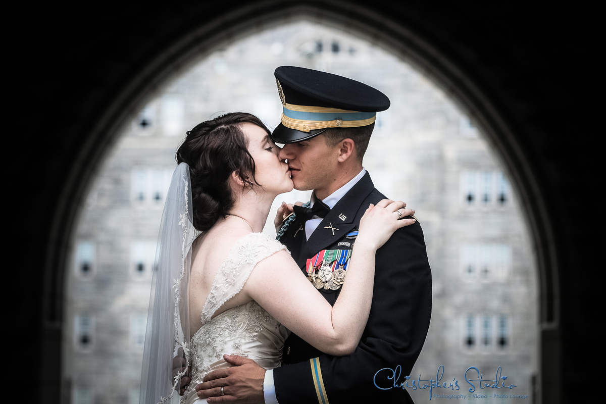 West Point Wedding Photographer ~ Christopher's Photography Studio
