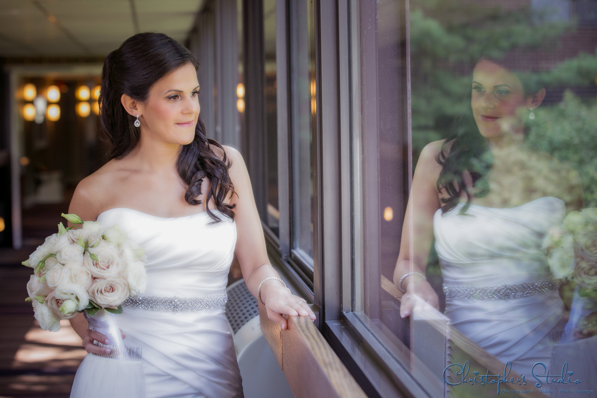 Westchester Renaissance Wedding Photographer Christopher's Studio Harrison NY