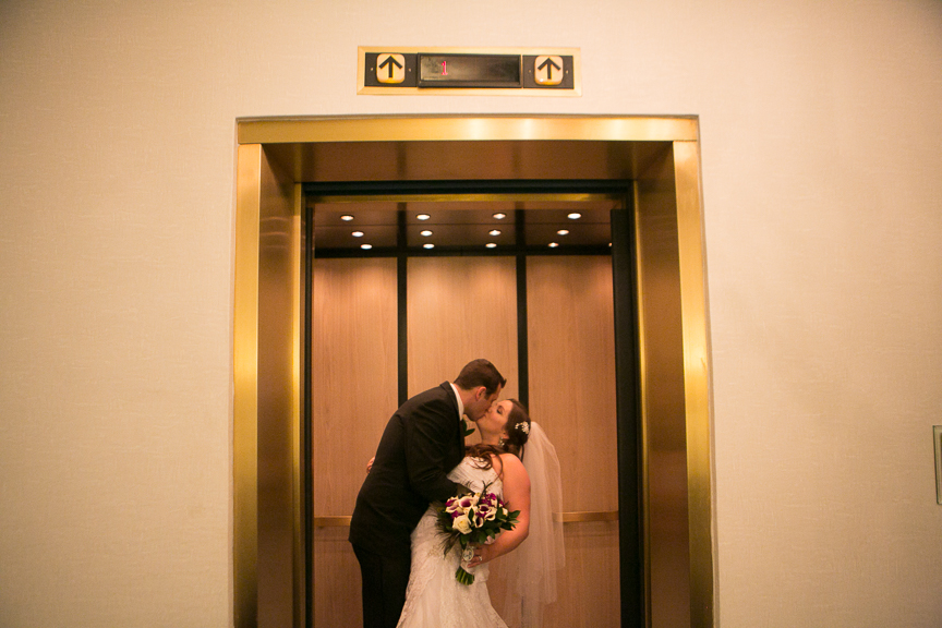 Pearl River Hilton Wedding Photographer