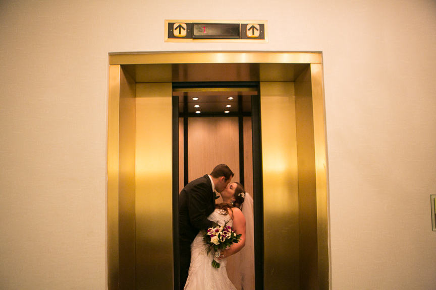 Wedding Photography at The Pearl River Hilton