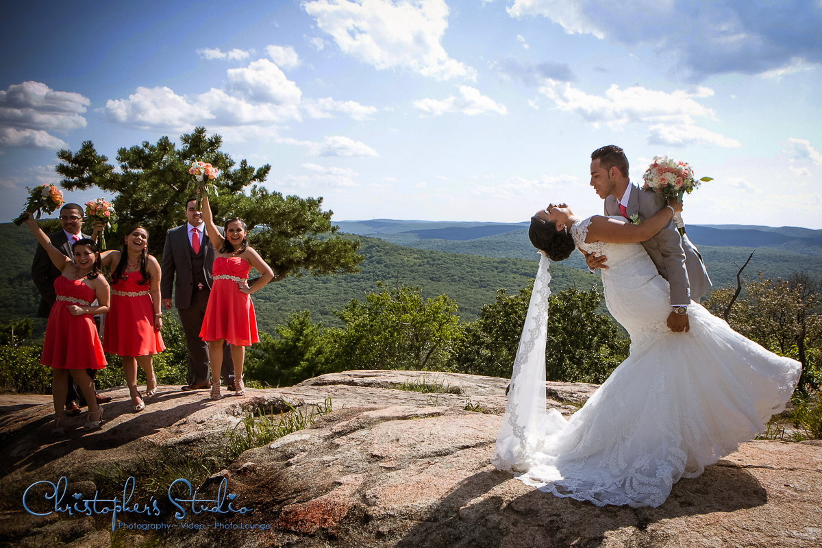 Bear Mountain Wedding Photography