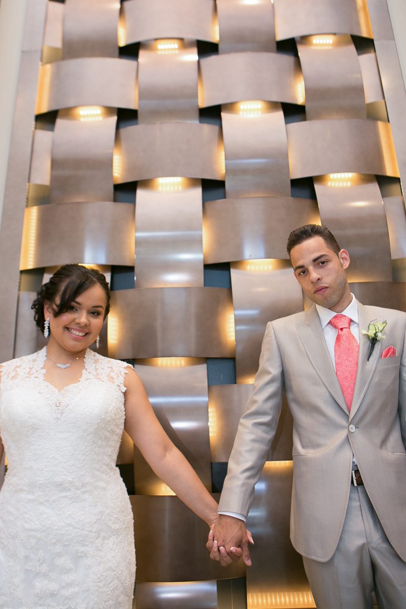 Hilton Double Tree Wedding Photographer