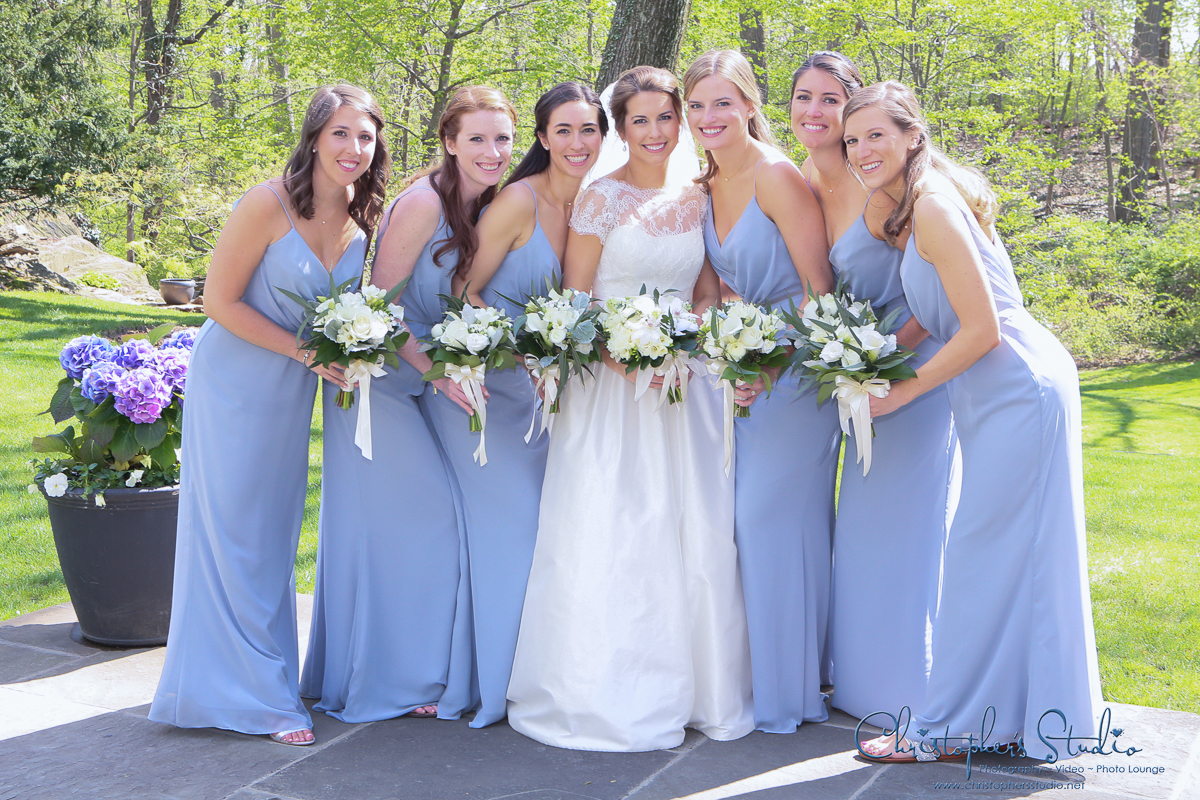 Bridesmaids in NY