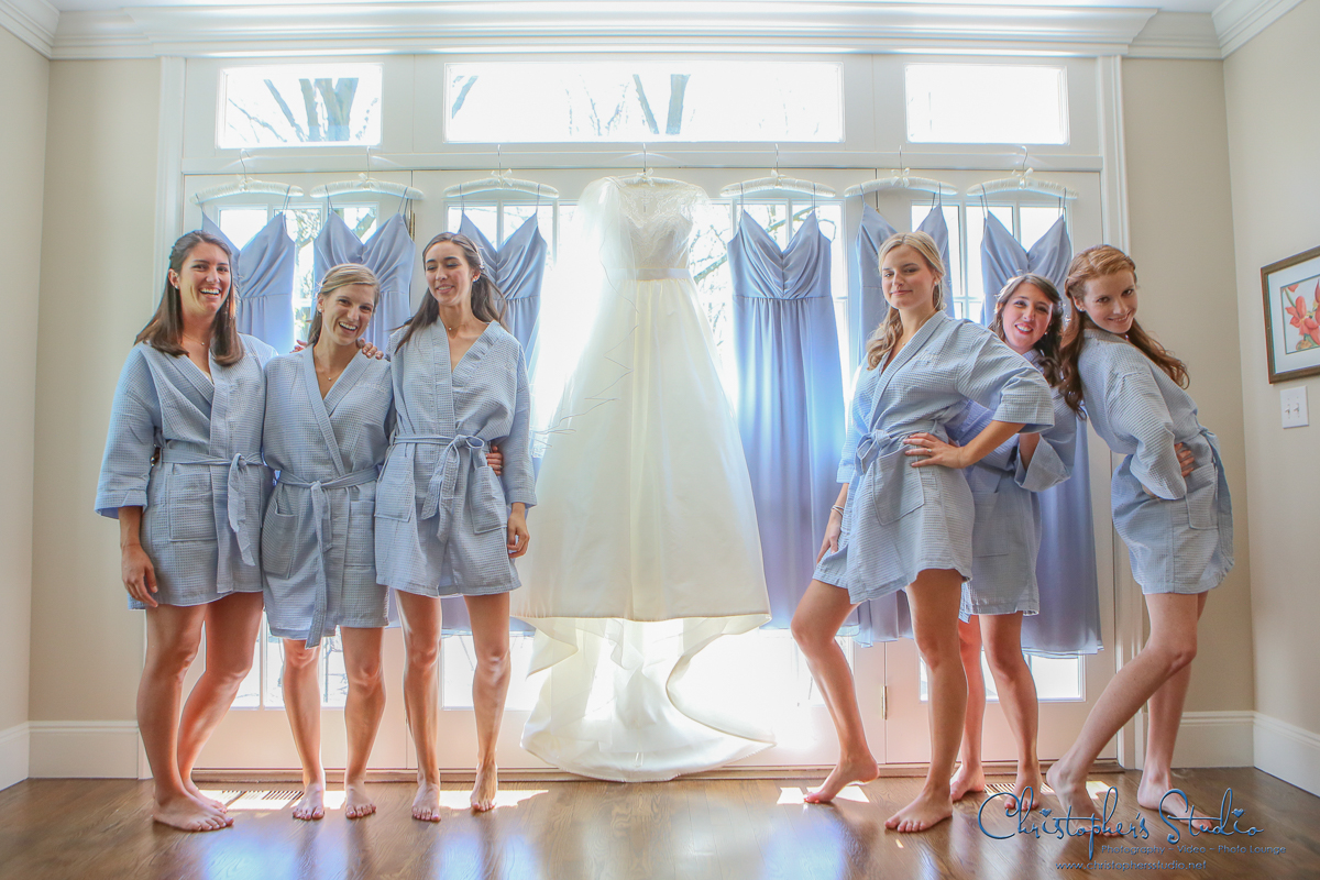 Bridesmaids in Westchester County