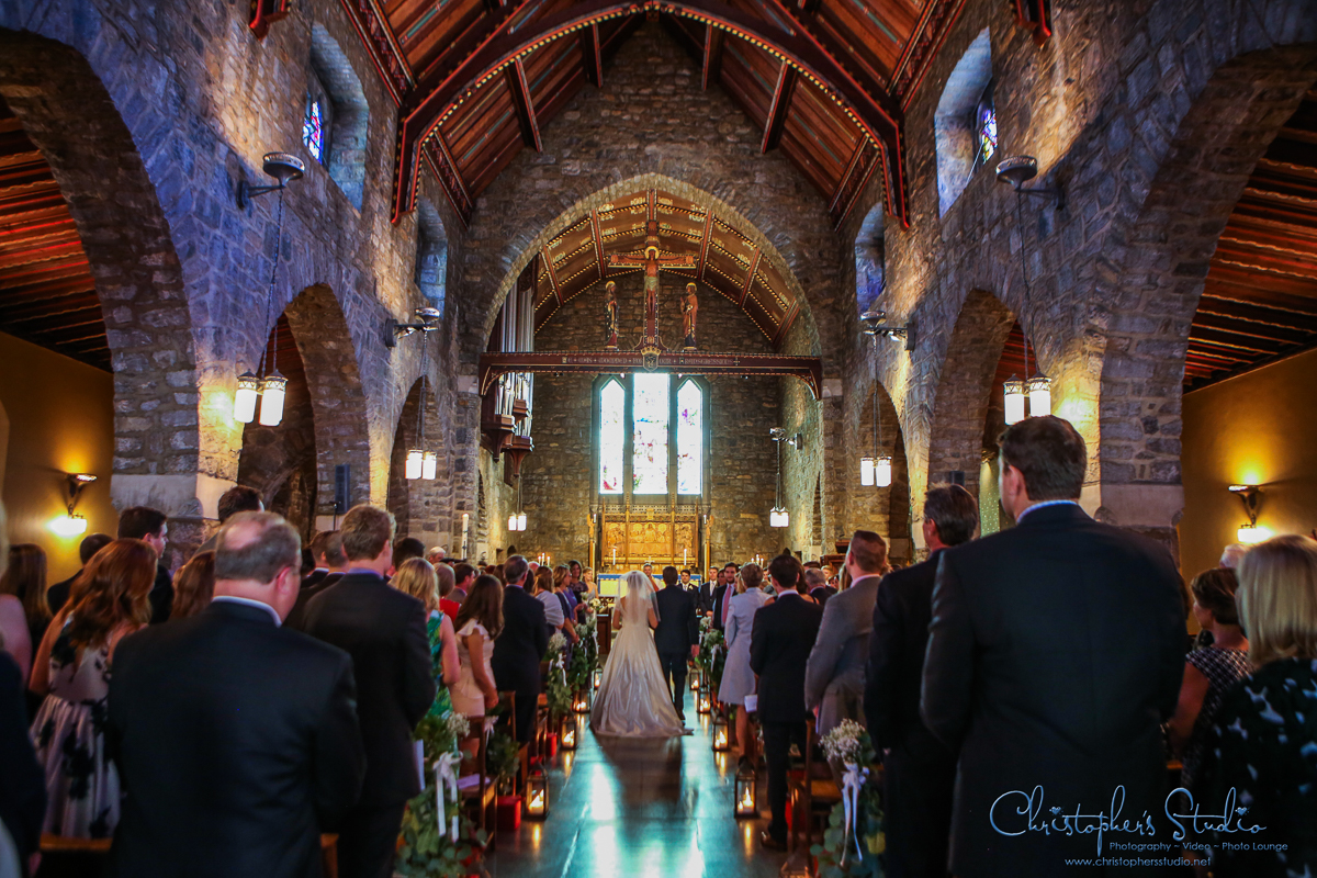 Christ Church Wedding Photos