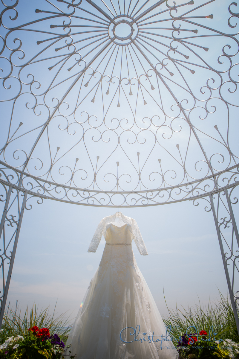 Wedding Dress Photography in NY