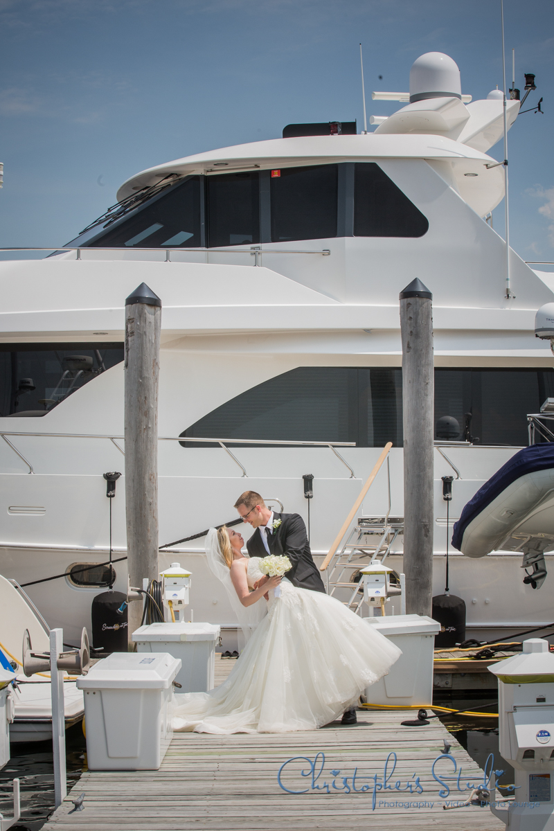 Boat, Ship and Yacht photography for wedding