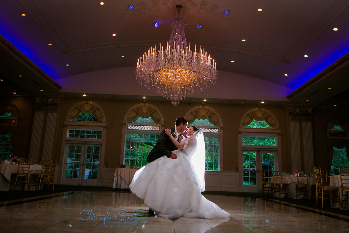 Wedding Photographer at The Old Tappan Manor