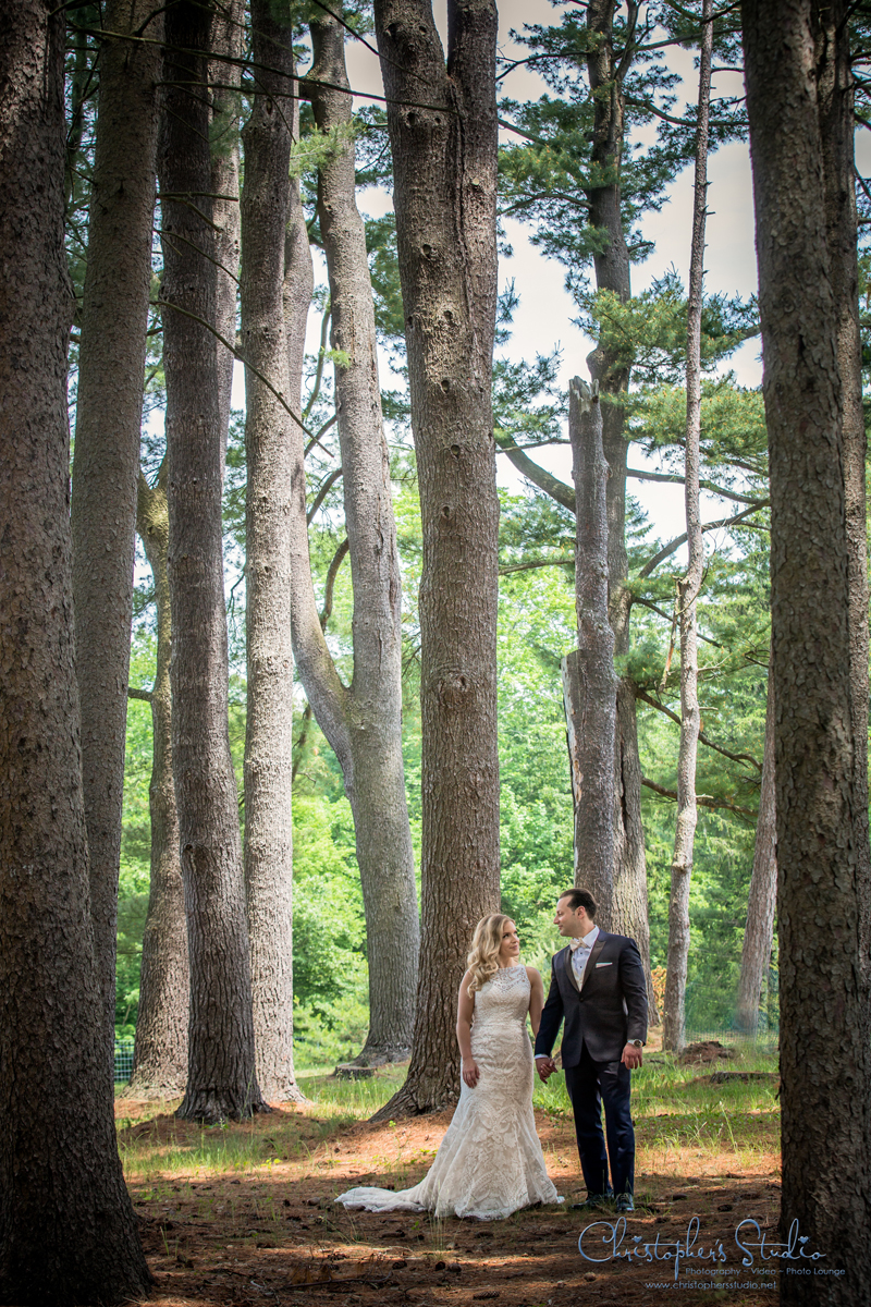LAsdon Park Wedding Photographer