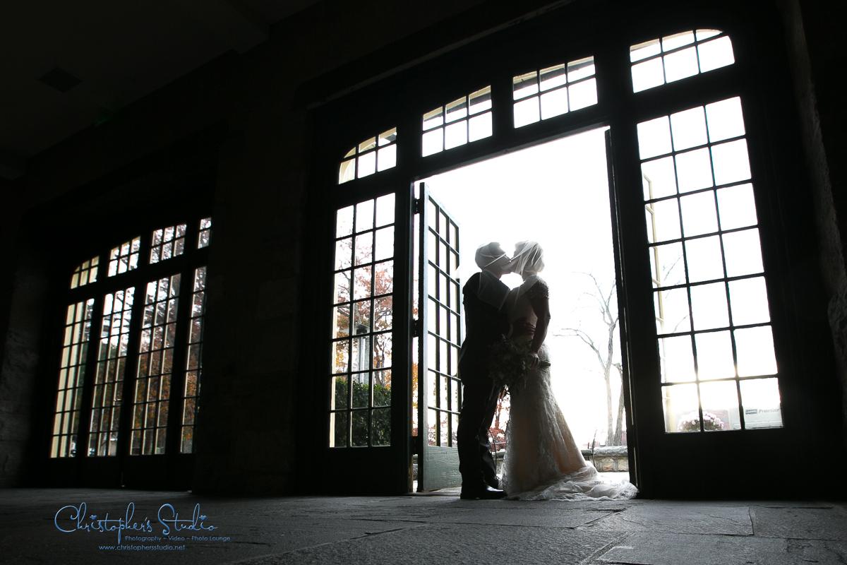 The Tuxedo Club Wedding Photo