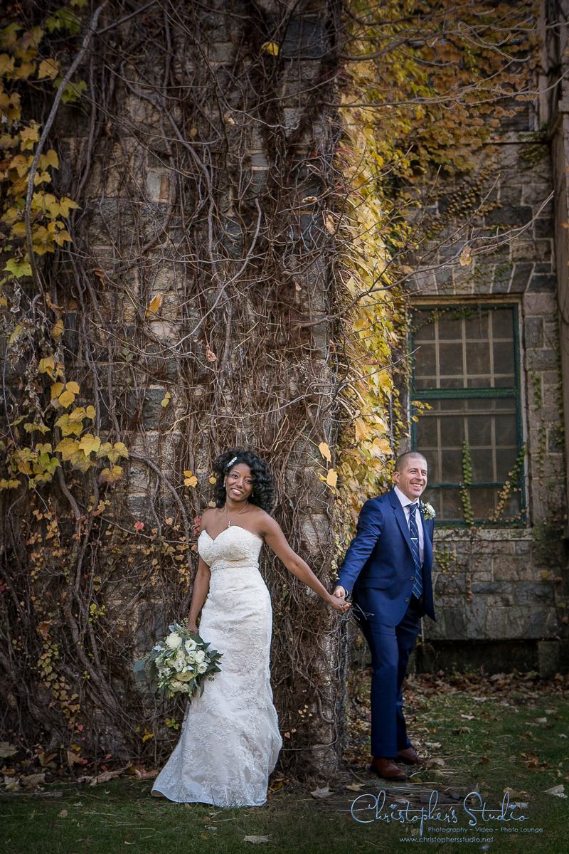 Fall Wedding Photography Rockland County NY
