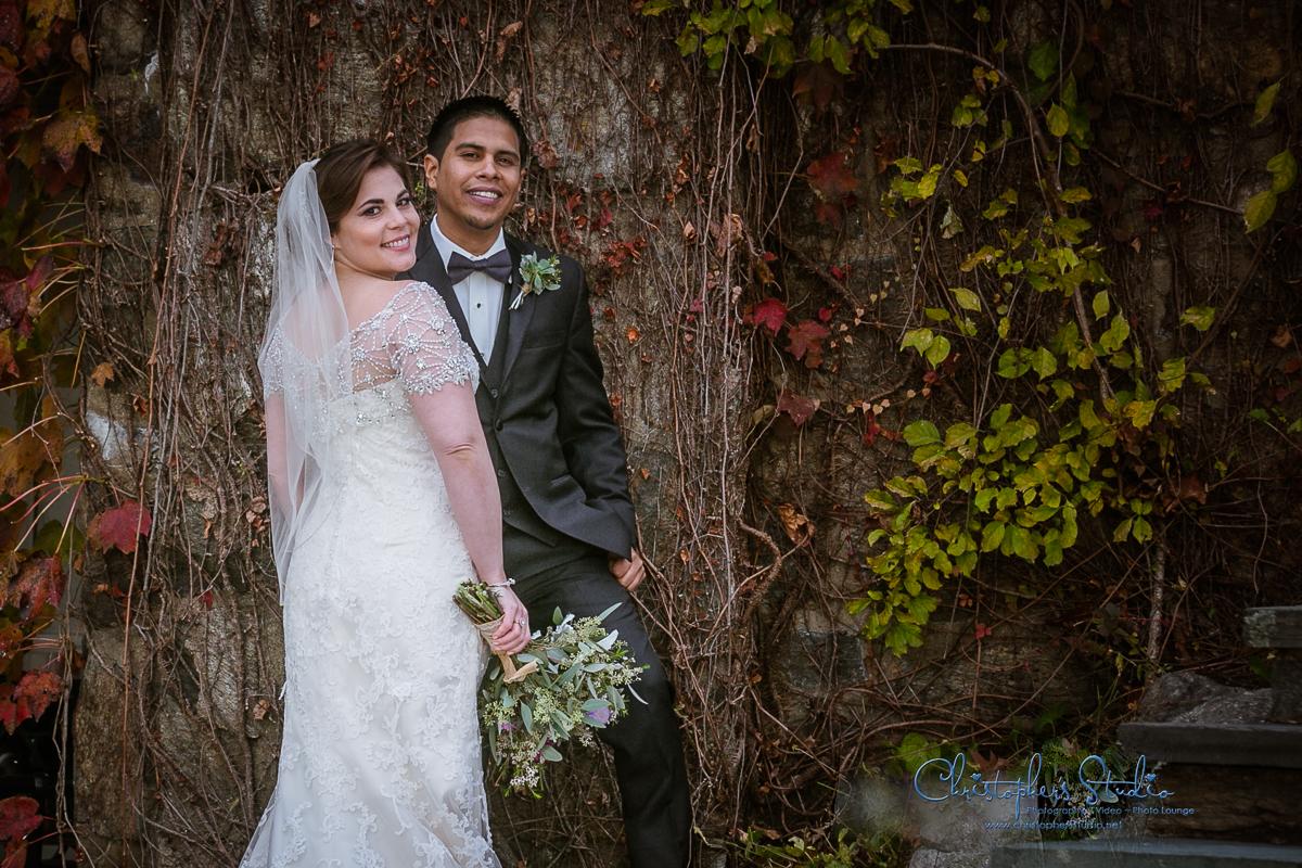 Wedding Photography at The Tuxedo Club Tuxedo Park NY