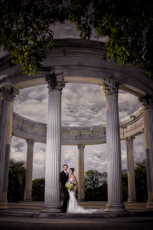 New york wedding photographer and video serving westchester county this stunning bridal portrait was captured at the untermeyer gardens in yonkers ny junglespirit Choice Image