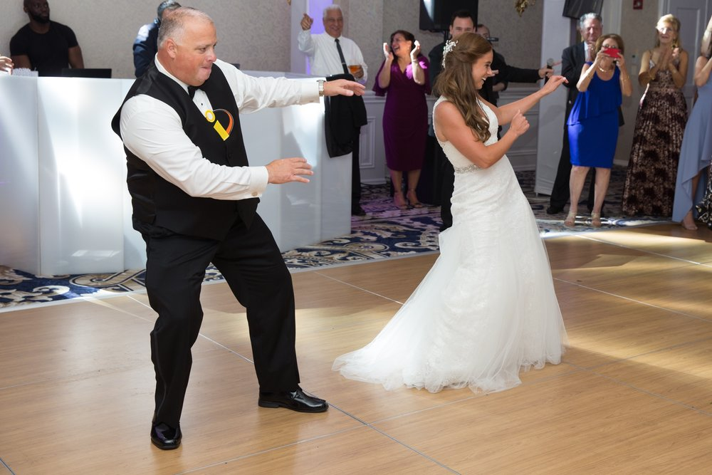 Father - Daughter Dance At Trump National Golf Course