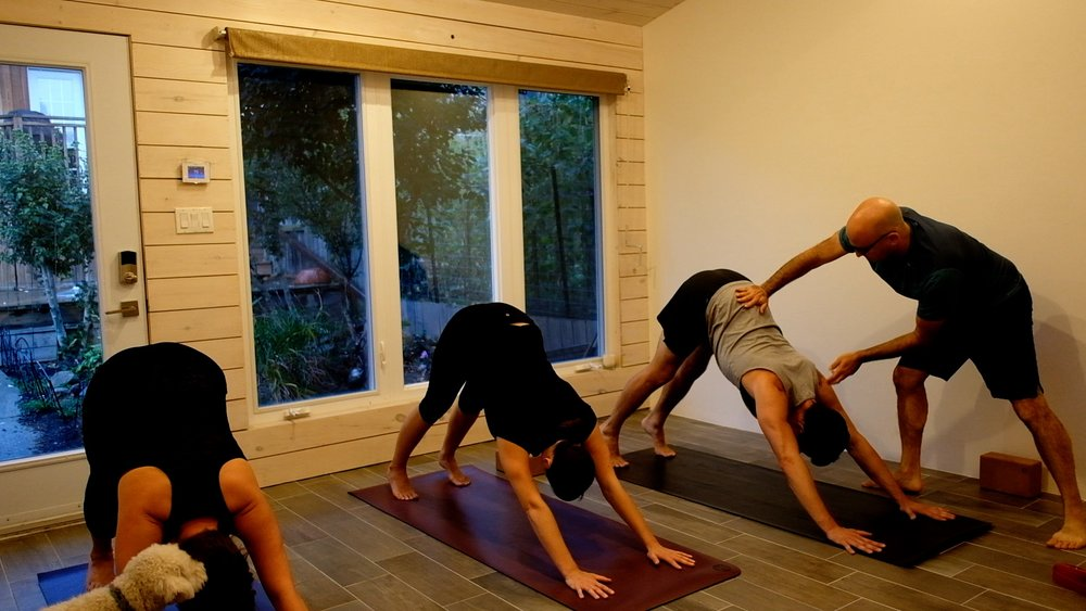 For those with sore backs, tight shoulders, aging bodies and full of stress a personalized practice restores health and wellness -
