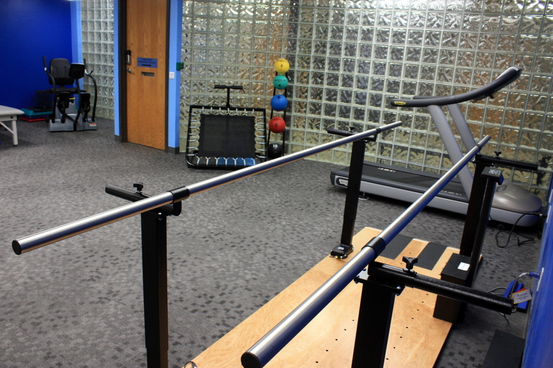 Adapt Physical Therapy Parallel Bars OKC.JPG