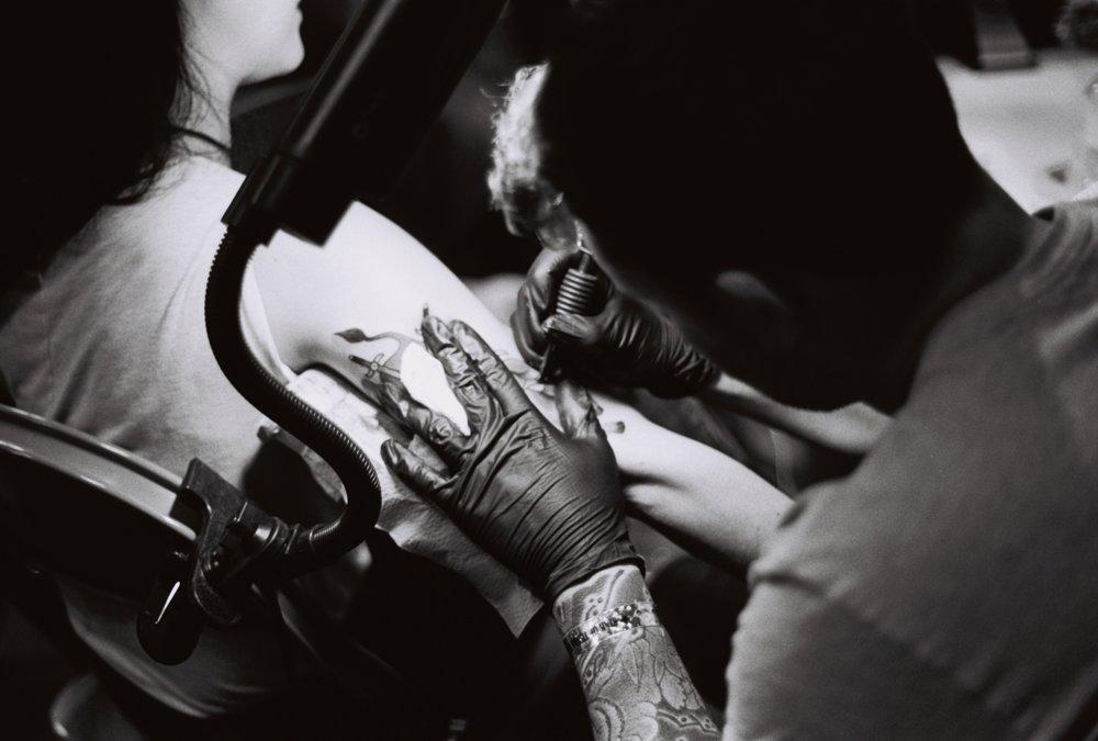 Austin Tattoo Convention